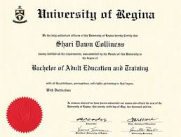 Degree Certificate Translation