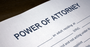 power of attorney translation