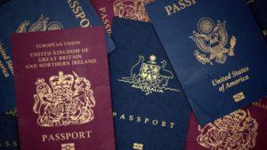 passport translation